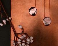 慕璽項鍊_情繫永恆 世代相傳 Moonsyne _Jewelry & Package design