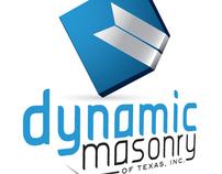 Dynamic Masonry Brand Identity & Design