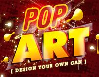 Pringles Pop Art