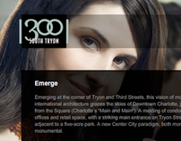 300 South Tryon Branding & Website