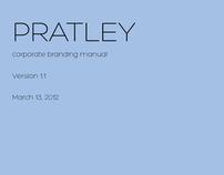 Pratley Branding Manual