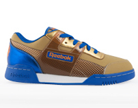 Reebok Workout Low Plus