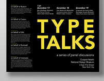 Typography Talks