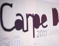 Carpe Diem Calendar