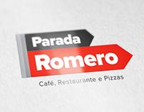 Parada Romero: Logo e identidade visual