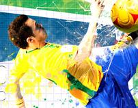 spain vs brazil futsal book