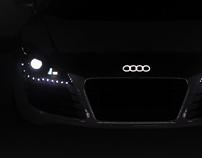 Audi print ad (Personal)