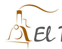 "Logo ""El Trenillo"""