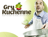 Gry Kuchenne/ Logotype / Website