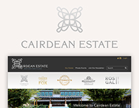 Cairdean Estate | Web Design