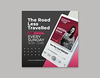 Podcast Episode Cover Design - GAME