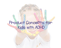 Toy concepts for kids with ADHD