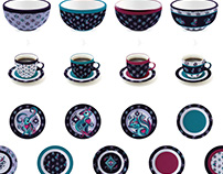 Kitchen Houseware Designs and Patterns