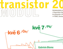 Transistor Poster Design