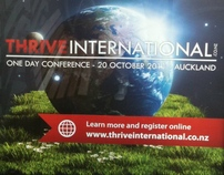 Thrive 2011 Conference