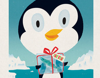 Penguin Gift Card
