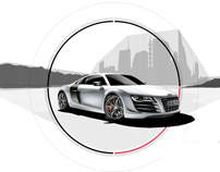Audi Augmented Reality Calender