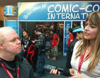 Interviews: Comic-Con