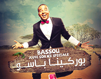 One man show Bassou
