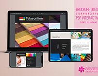 Telasonline » Brochure Corporativo PDF