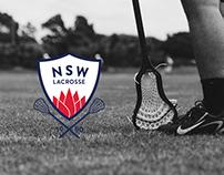 Lacrosse Sports Branding