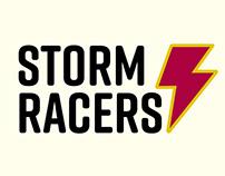 Storm Racers Branding