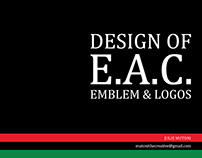 EAST AFRICAN COMMUNITY (E.A.C.) EMBLEM & LOGO DESIGN