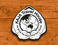 Kaja Travel House branding work