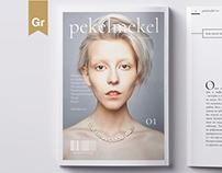 """""""Pekelmekel"""" magazine"""