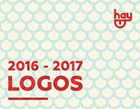2016-2017 Logos