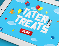 Tater Treats : iOS Game Design