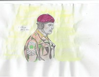 Sergeant Michael Willets GC