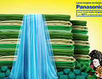 Panasonic - Lavadora Ecológica