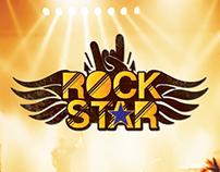 Rockstar Logo & Invite