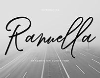 Ranuella – Free Font