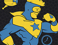 DC Superhero Profiles: Booster Gold