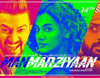 MANMARZIYAAN poster 3