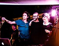 Jacky 0 + Mumi + Vito Gatto Live MIGMA 101 Festival