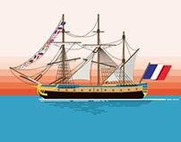 Projet - Fêtes Maritimes Internationales - Brest 2016