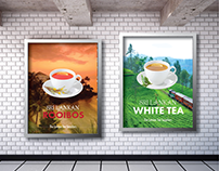 Briefbox submission, Tea Poster