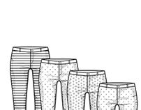 CAD Design Jeans