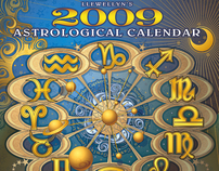 Llewellyn's 2009 Astological Calendar