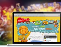 Orgullo País. Bancolombia - ESPN