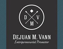 Dejuan M. Vann Logo
