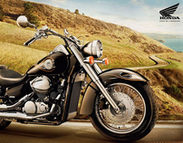 Honda Shadow 750 III