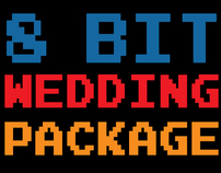 8 bit Wedding Package