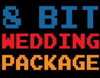 8 bit Wedding Package