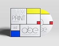 ABE X RAW PRINT EDITIONS X ATHR