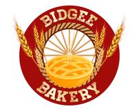 Bidgee Bakery Logo