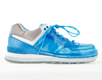 New Balance 574 Dragon Pack 2012 // Water Dragon